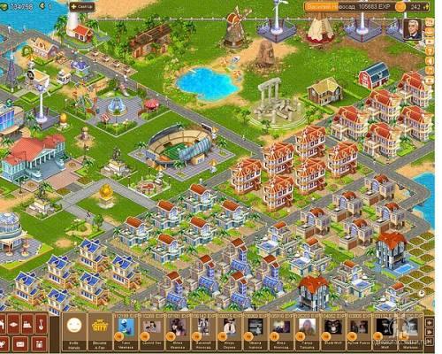 Игра город построй мегаполис мечты