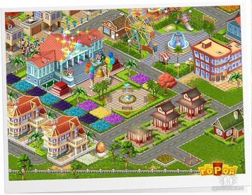 Мегаполис фото игры одноклассники